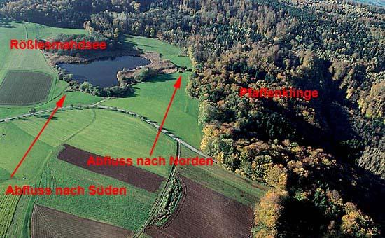 Naturschutzgebiet Rößlesmahdsee