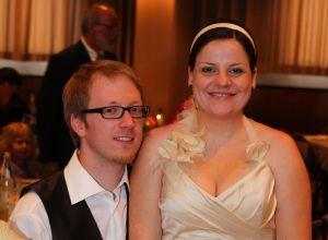 Hochzeit von Katharina und  Timo