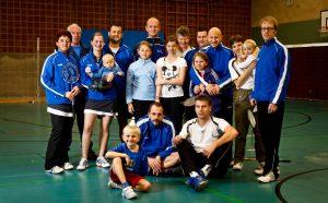Badminton Künzelsau Training