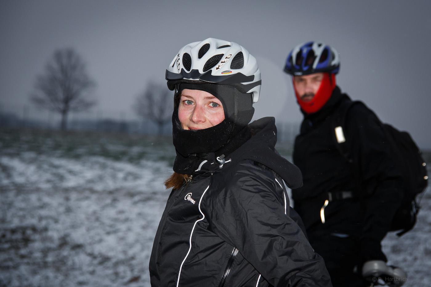 Fahrradsaison vorzeitig eröffnet