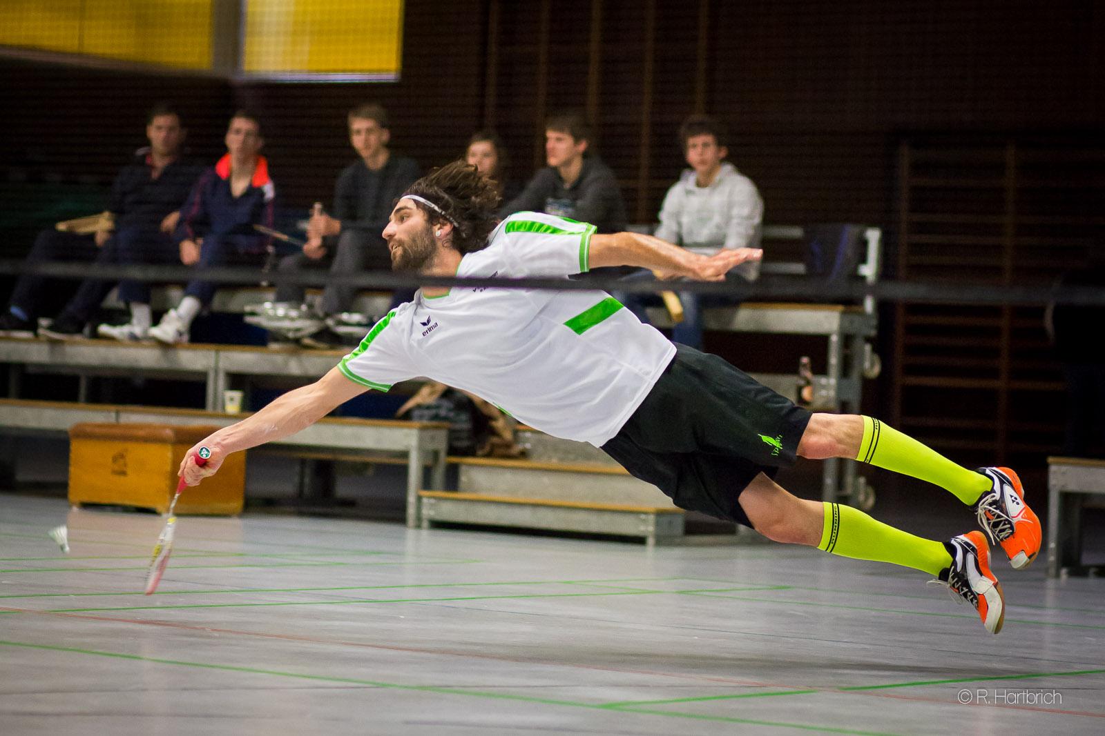 Badminton Training ab 1.7.2021