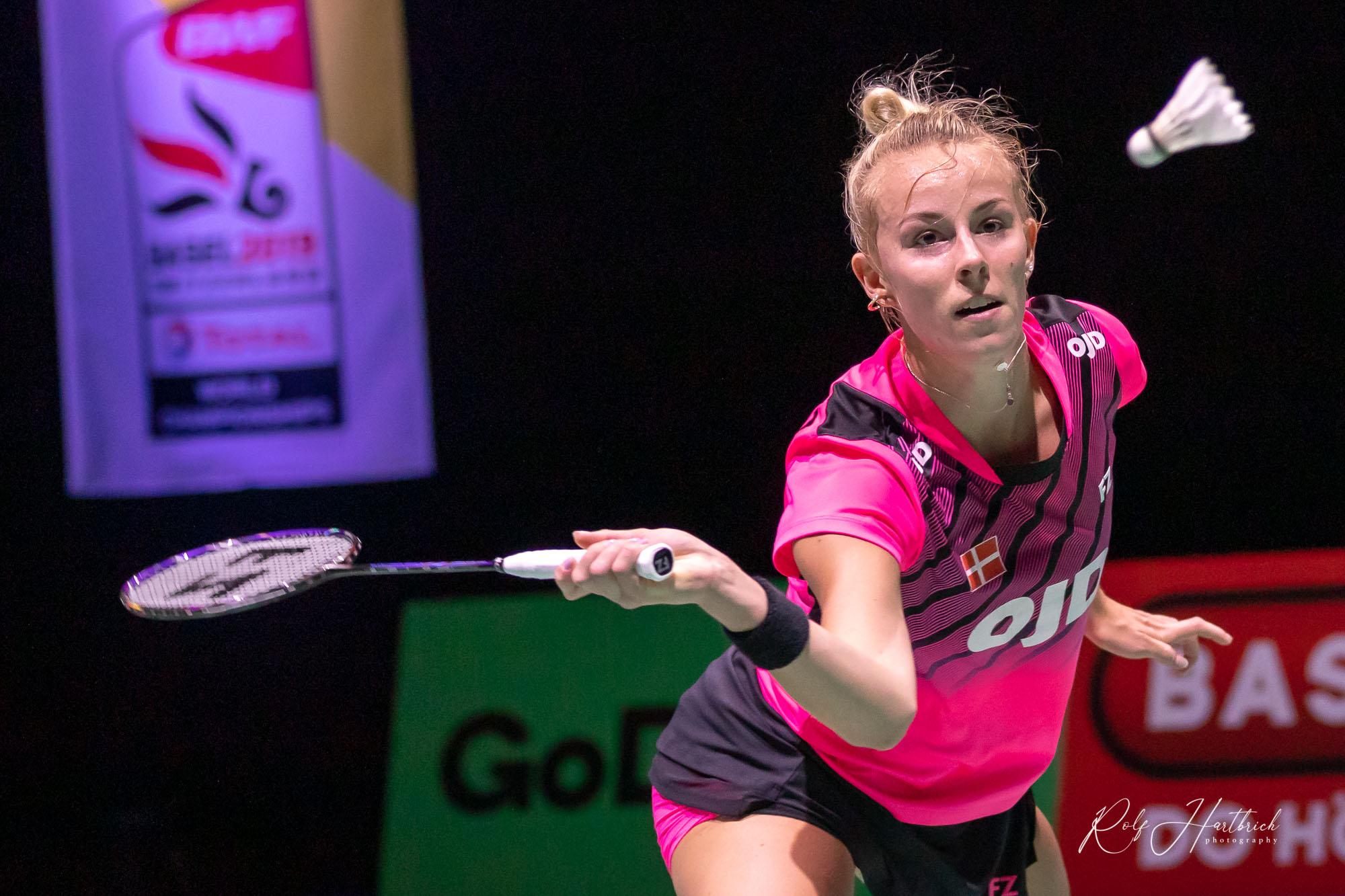 Bilder der Badminton WM