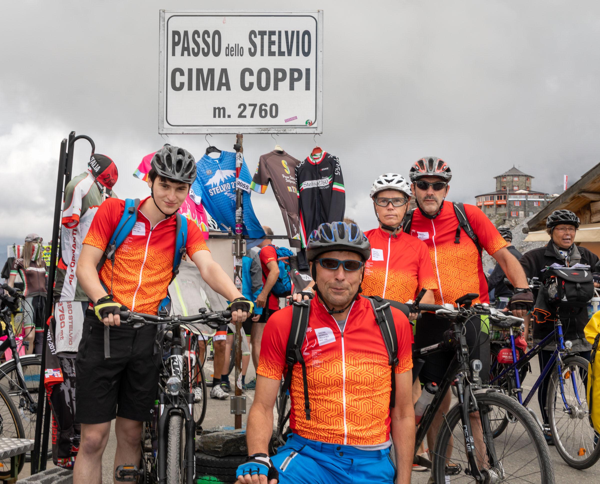 Video vom Bike-Day am Stilfser Joch