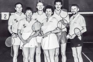 Künzelsau Badminton 1987-Mannschaften_2