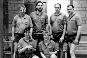 Künzelsau Badminton 1988-Mannschaft_2