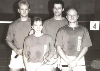 Künzelsau Badminton 1999-Mannschaft_1