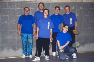 Künzelsau Badminton 2003-Mannschaft_2