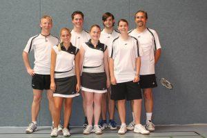 Künzelsau Badminton 2007-Mannschaft_2