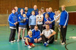 Künzelsau Badminton 2011-Mannschaften