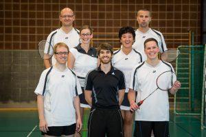Künzelsau Badminton 2014-Mannschaften_1