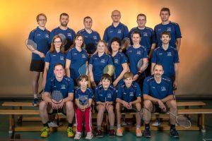 Künzelsau Badminton 2015-Mannschaften