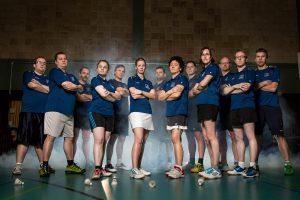 Künzelsau Badminton 2016-Mannschaften