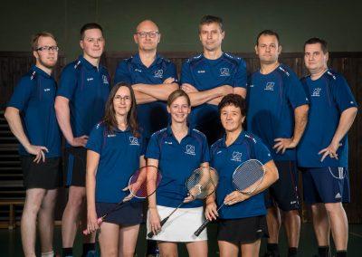Künzelsau Badminton 2017-Mannschaft_1